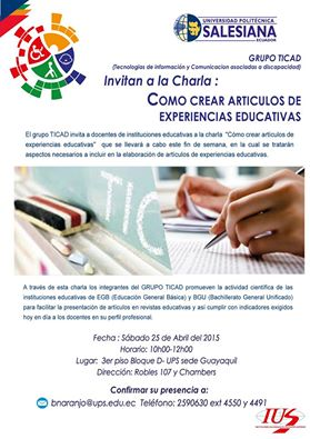 art expe educativas